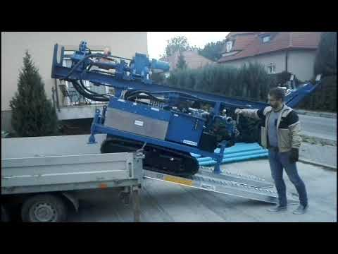 water well drilling rig NVN 13H