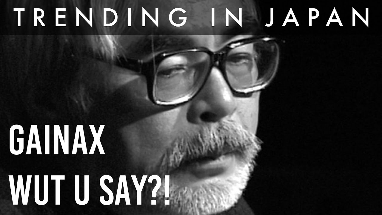 Premium Hentai D Incest Gainax Co-founder throws SHADE on Miyazaki's Comeback
