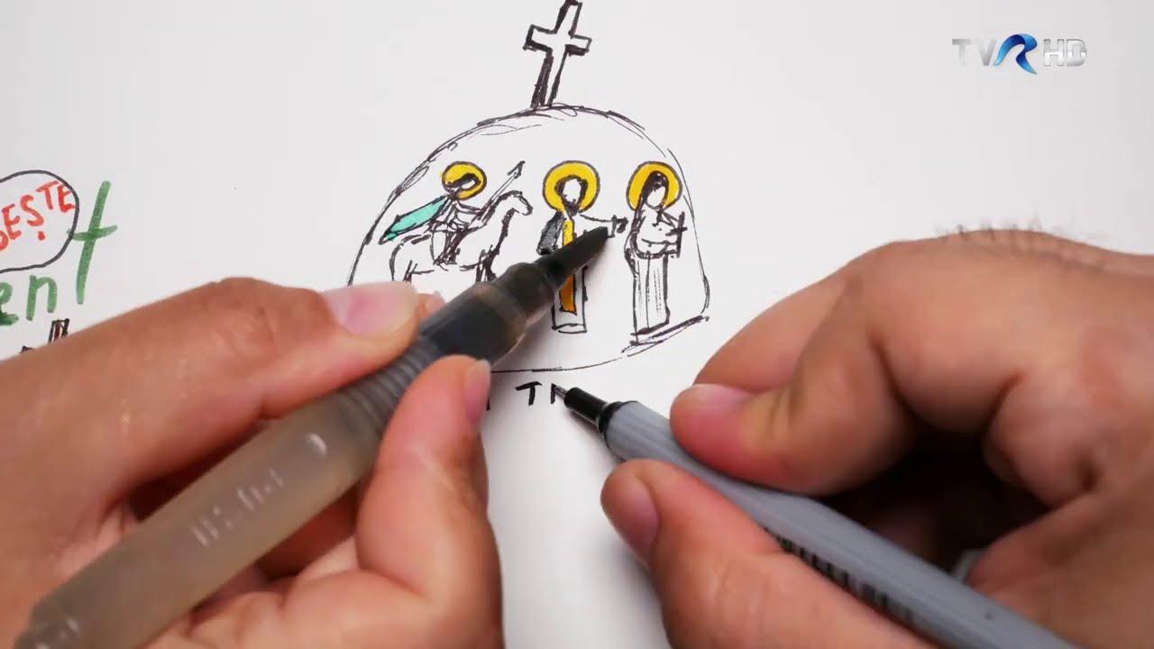 3 MINUTE DIN ORA DE RELIGIE | BIBLIA ȘI BISERICA | UNIVERSUL CREDINȚEI | TVR