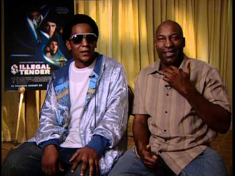 Illegal Tender - Exclusive: John Singleton and Tego Calderon