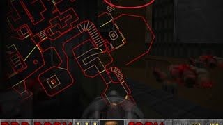 How to get the CHAINSAW in DOOM E1L2
