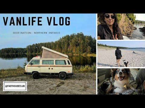 Vanlife Vlog: Living in a Westfalia