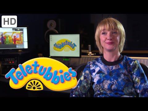 Teletubbies – Interview Jane Horrocks (New Series)