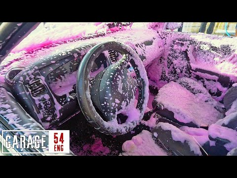 Pressure Washing The Interior – Will The Car Start?