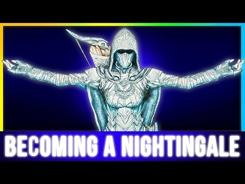 Skyrim – Becoming a Nightingale (Thieves Guild Ending Walkthrough)