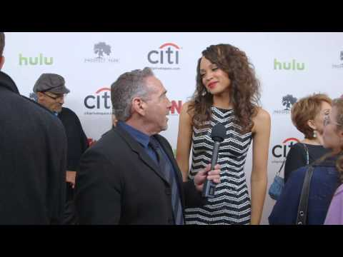 """Sal Stowers Discusses the Return of """"All My Children"""""""