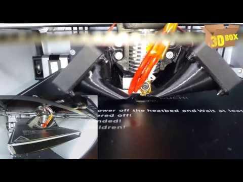 Печать штатива на 3d-принтере DS-20 pro