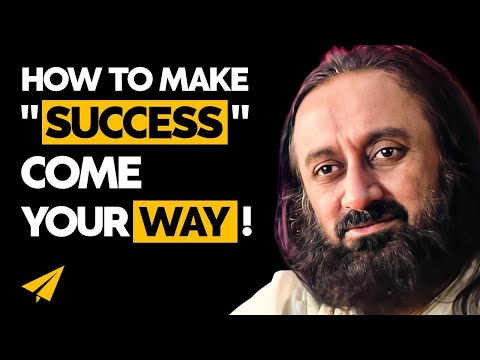 Sri Sri Ravi Shankar's Top 10 Rules For Success (@SriSri)
