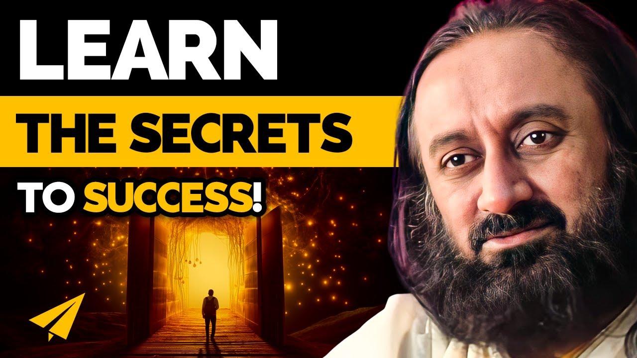 Sri Sri Ravi Shankars Top 10 Rules For Success At Srisri Youtube