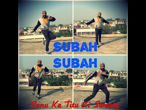 Subah Subah | Choreography | Arijit Singh | Amaal Mallik, | Dance studio RYJL HACK