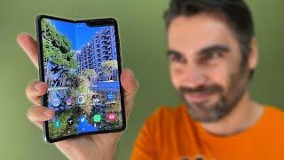 EL FUTURO SE DOBLA: Samsung Galaxy Fold