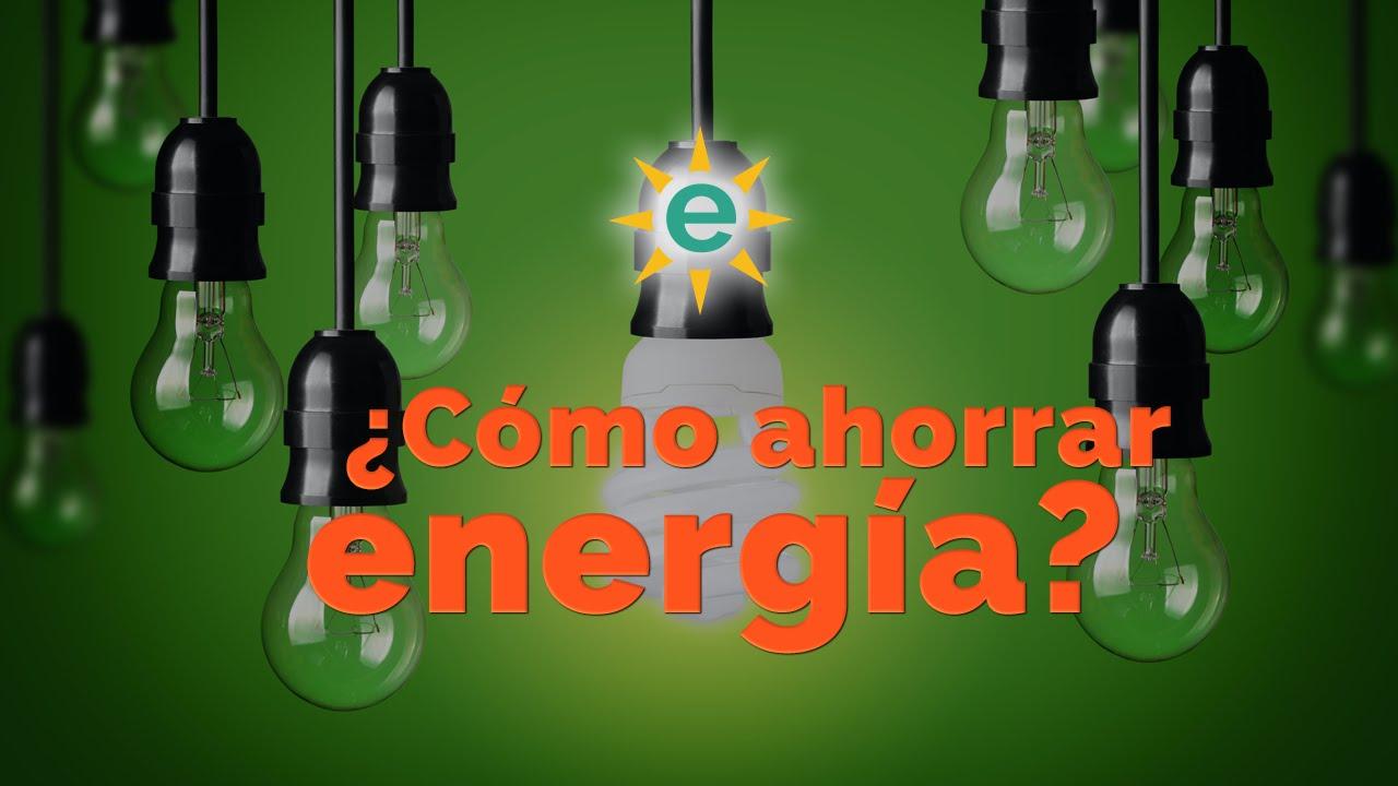 Como ahorrar energ a el ctrica youtube for Ahorrar calefaccion electrica