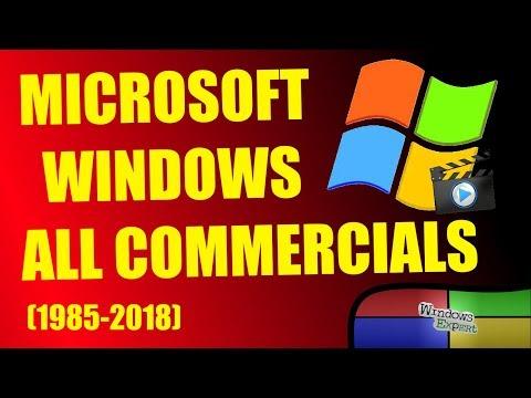 MICROSOFT WINDOWS ALL COMMERCIALS (1.0-Server 2019)