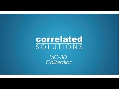 VIC-3D System Calibration