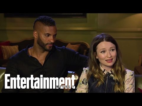 American Gods: Orlando Jones, Emily Browning & Cast Break Down Episode 4  Entertainment Weekly