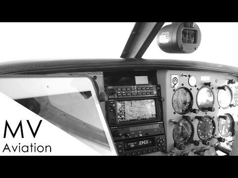 RNAV (GPS LNAV/VNAV) and ILS approach into Augsburg with a Mooney