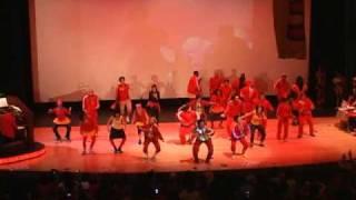 BHS Spirit Rally 2010-11 Faculty Dancers.mpg