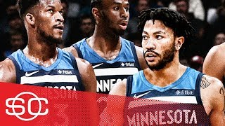 Derrick Rose agrees to deal with Timberwolves   SportsCenter   ESPN