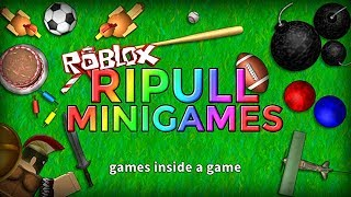 ROBLOX: Ripull Minispiele [Xbox One Gameplay, Walkthrough]