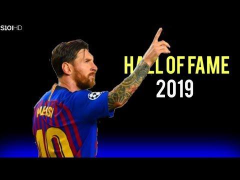 Lionel Messi - Hall Of Fame   Skills & Goals   2019 HD