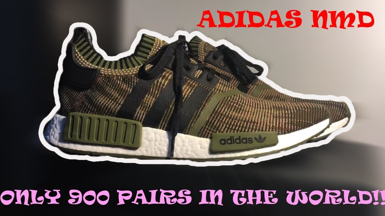 9344d81e8b451 NEW Adidas NMD R1 Olive Cargo - Unboxing   Review! - YouTube