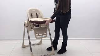 Обзор стульчика для кормления baoneo (стульчик-шезлонг)