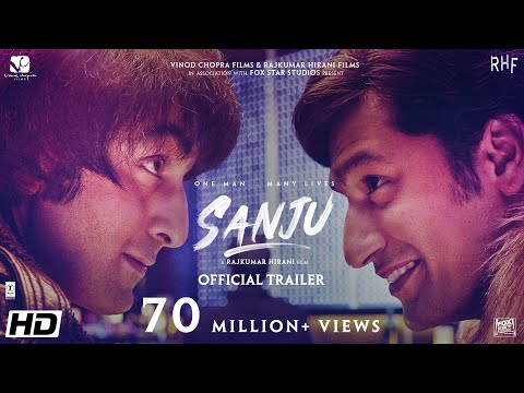 Sanju - Official Trailer | Ranbir Kapoor