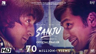 Sanju | Official Trailer | Ranbir Kapoor | Rajkumar Hirani | Releasing on 29th June thumbnail