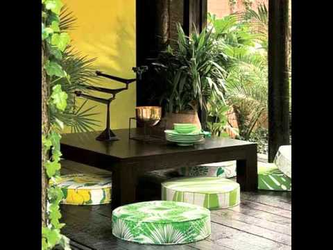 green decorative home decorating ideas green home decor - Green House Decoration