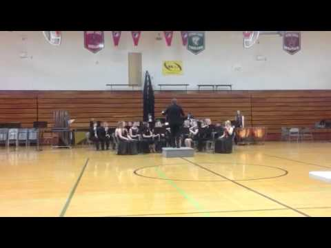 Emmetsburg High School band