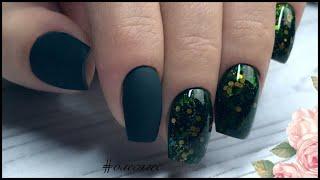 🥒 Витраж на ногтях | коррекция гель | экспресс маникюр одной фрезой | Patrisa Nail