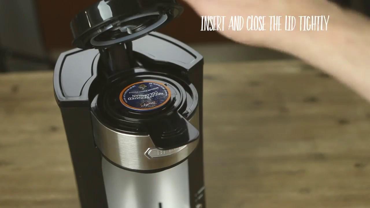 Bella Dual Brew Coffee Maker Kohl S : BELLA Dual Brew Single Serve Coffee Maker -- Unboxing Video - YouTube