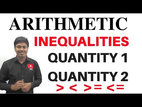 ARITHMETIC INEQUALITY #IBPS 2017 _ DAY#8