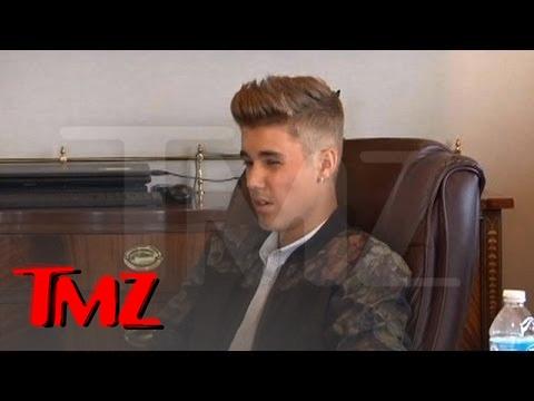 Justin Bieber Deposition -- Justin Disses Usher