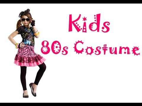 Diva, Rocker and Rapper Costumes for Kids
