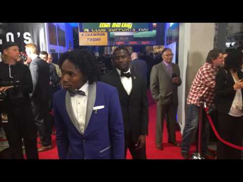 Tre'Davious White doesn't win Jim Thorpe Award, but loves walking the red carpet at ESPN's College Football Awards