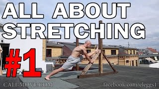 All About Stretching #1 - Why, When, Myths &  Influencing Factors
