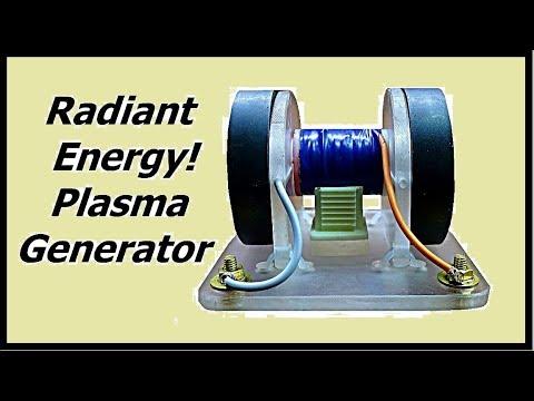 Free Energy Plasma Experiment.8