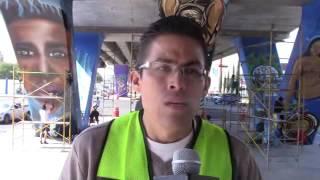 AVANZA CON ÉXITO EL PRIMER ENCUENTRO INTERNACIONAL DE MURALISMO EN CELAYA