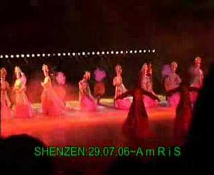 THE GREAT SHENZEN CHINESE CULTURAL SHOW