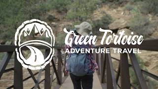 Green Tortoise Canyons of the West Tour 2017