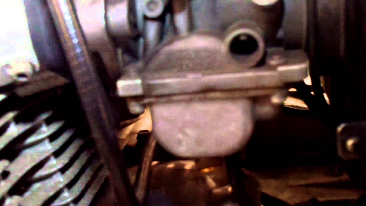 Tank Petcock Lines To Carb Suzuki Gs 850 1979 Youtube 250 Wiring Diagram