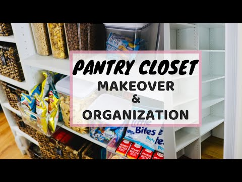 pantry-closet-makeover---organization-&-storage-ideas!