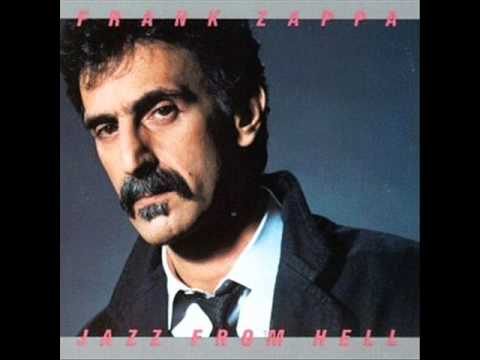 FRANK ZAPPA JAZZ FROM HELL