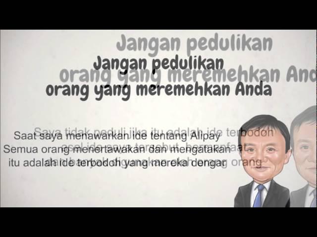 Kata Bijak Jack Ma Cikimmcom