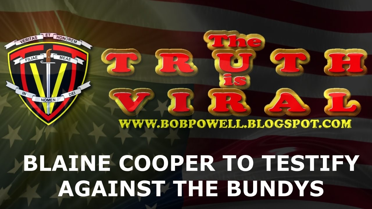 Blaine Cooper   Resurrect The Republic