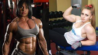 Kaslarıyla Erkekleri Kıskandıran 6 Efsane Kadın Vücut Geliştirme Sporcusu