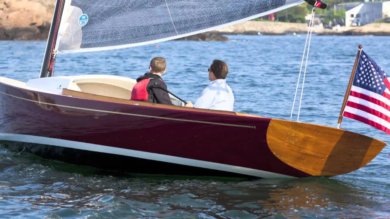 Marblehead 22 Daysailer: Samoset Boatworks