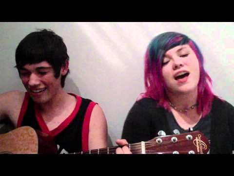 Kissing in Cars - Pierce the Veil cover.