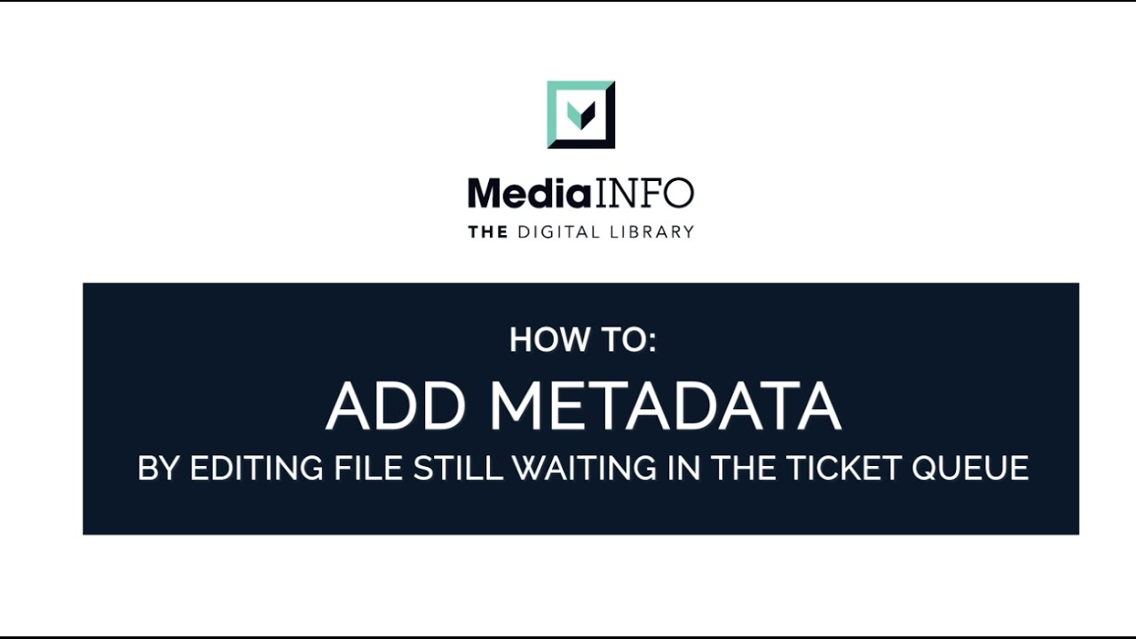 how to add meta data to mp4